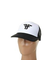 Cheap Fallen Trademark Mesh Hat White Black