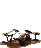 Paul Smith - Basil Black String Sandal