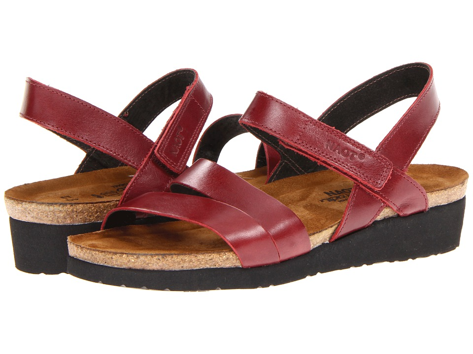 Naot Footwear Kayla (Rumba Leather) Sandals