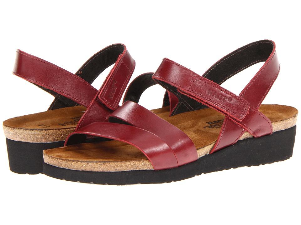 Naot Kayla (Rumba Leather) Sandals