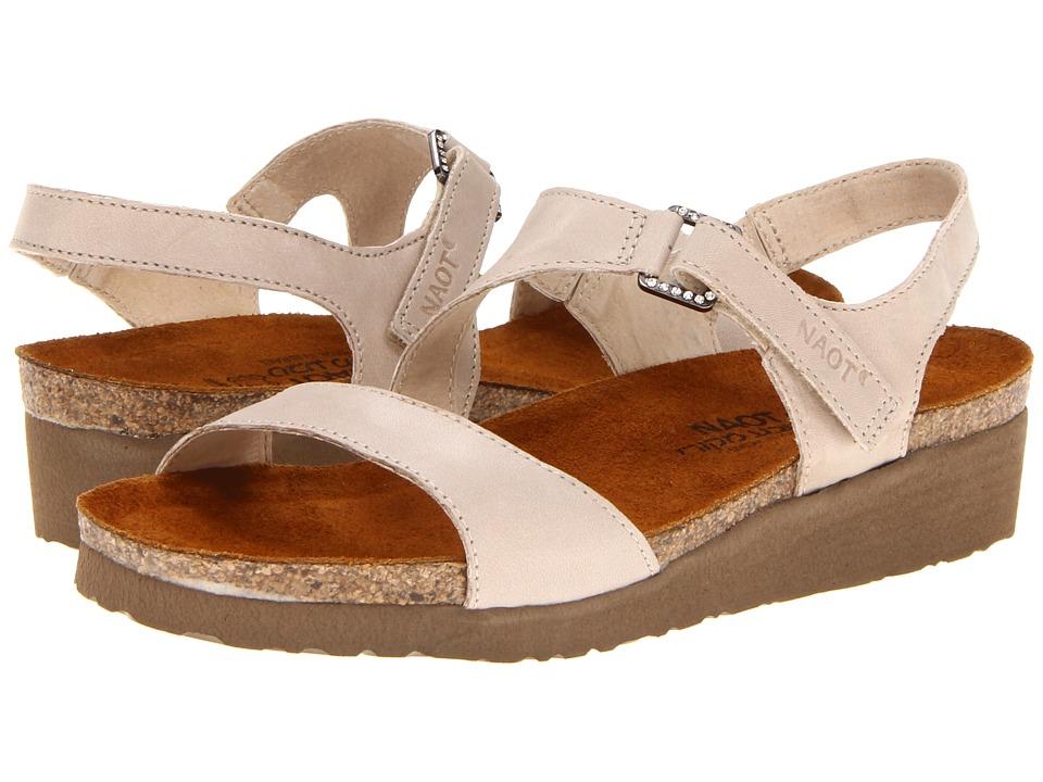 Naot Footwear Pamela (Linen Leather) Sandals