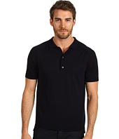 Costume National - Short Sleeve Knit Polo