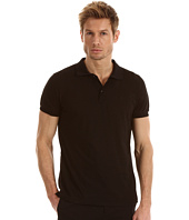 Costume National - Cotton Linen Light Jersey Polo