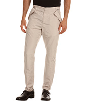 Costume National - Slim Pants with Piping Detail