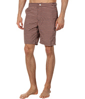 Paul Smith - Checkered Long Slim Swim Short