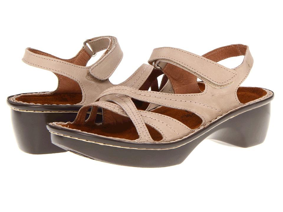 Naot Footwear Paris (Linen Leather) Sandals