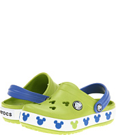 Crocs Kids - Crocband Mickey II (Infant/Toddler/Youth)