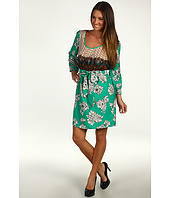 DEPT - Flower Chiffon Dress