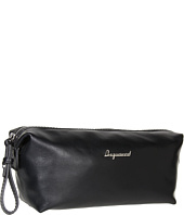DSQUARED2 - Josh Large Leather Pochette