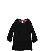 Ella Moss Girl - Parisienne L/S Dress (Big Kids)