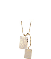 Vivienne Westwood - Let It Rock Army Tags Pendant