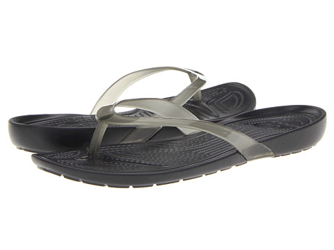 crocs really sexi flip flop shoes shipped free at zappos. Black Bedroom Furniture Sets. Home Design Ideas