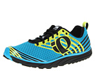 Pearl Izumi - Em Trail N 1 (Electric Blue/Lime) - Footwear
