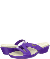 Crocs - Patricia II Patent Wedge