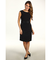 Ellen Tracy - Cap Sleeve Tuxedo Dress