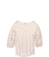 Splendid Littles - Foil Loose Knit Top (Big Kids)