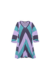 Splendid Littles - Shimmer Stripe L/S Dress (Big Kids)