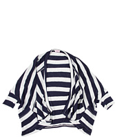 Splendid Littles - Rugby Stripe L/S Wrap (Big Kids)