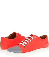 Marc Jacobs - Silver Cap Toe Low Top