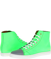 Marc Jacobs - Silver Cap Toe High Top