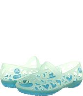 Crocs Kids - Adrina Hearts Flat (Toddler/Youth)