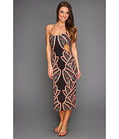 Mara Hoffman - Tie Back Cut-Out Dress