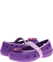 Crocs Kids - Keeley Flower Flat (Toddler/Little Kid)