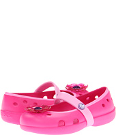 Crocs Kids - Keeley Flower Flat (Infant/Toddler/Youth)