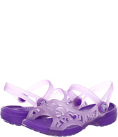 Crocs Kids - Adrina Hearts Sandal (Toddler/Youth)