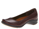 Hush Puppies - Alter Pump (Dark Brown Leather) - Footwear