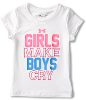 Under Armour Kids - Girls Make Boys Cry Tee (Little Kids)