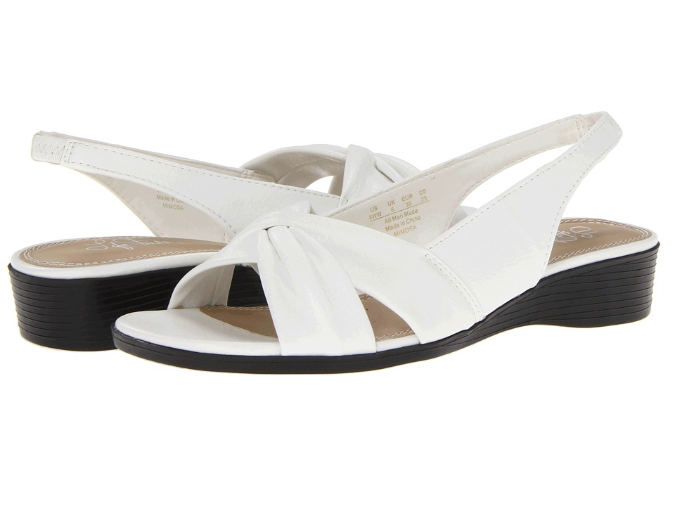 LifeStride Mimosa (White Duncan) Sandals