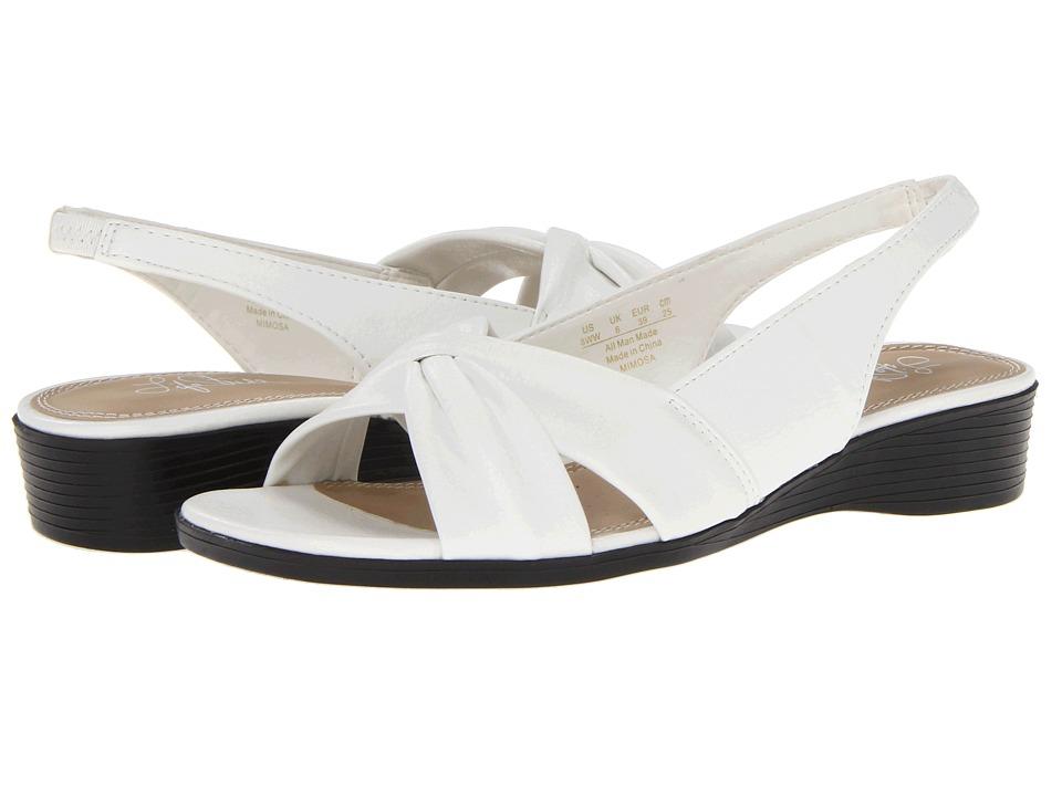 LifeStride Mimosa (White Duncan) Sandals