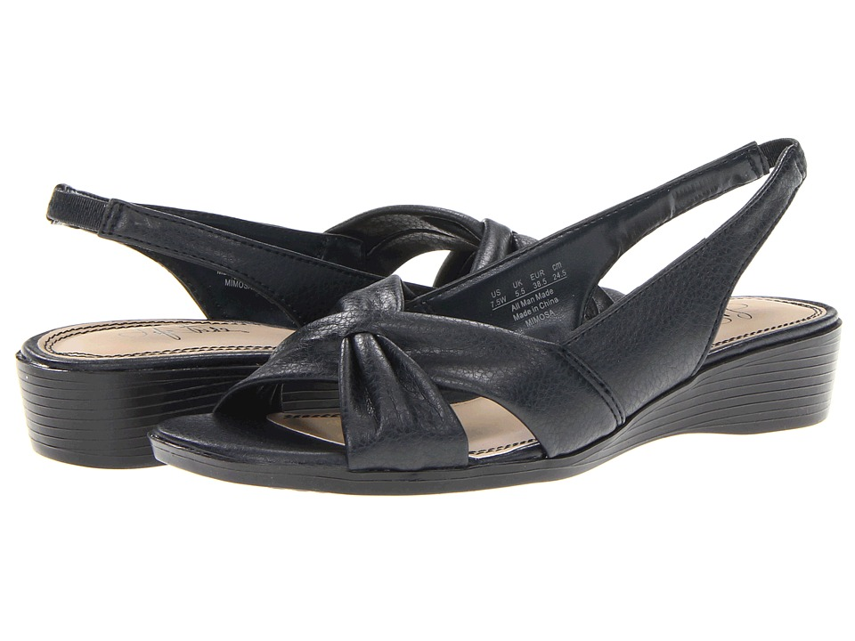LifeStride Mimosa (Navy Duncan) Sandals