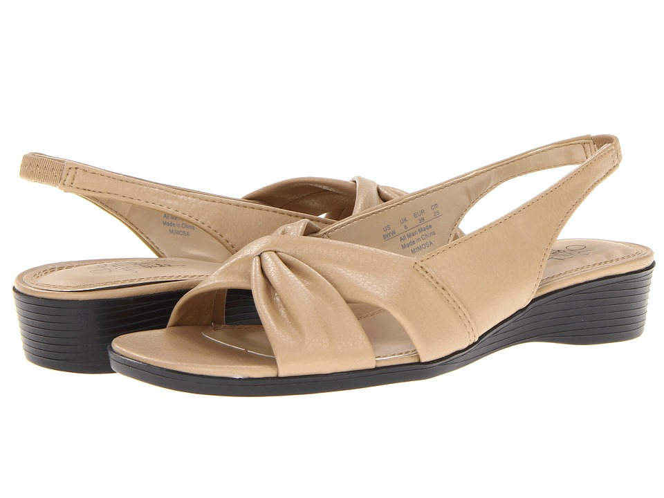 LifeStride Mimosa (Camel Duncan) Sandals