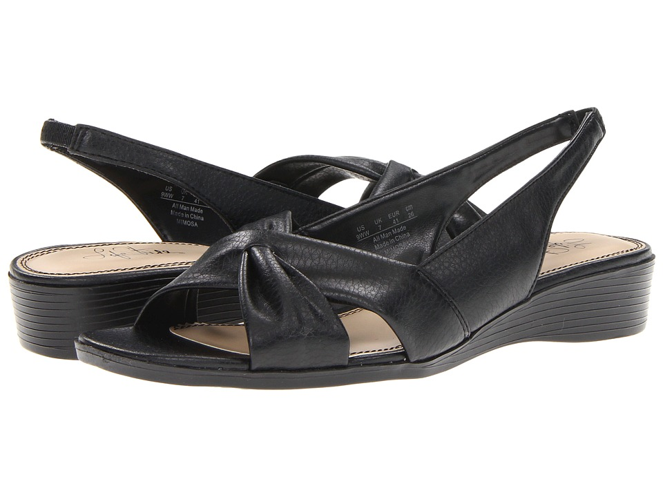LifeStride Mimosa (Black Duncan) Sandals