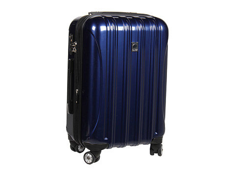 delsey helium aero 21 carry on expandable spinner trolley free shipping both ways. Black Bedroom Furniture Sets. Home Design Ideas