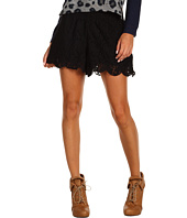 Free People - Scalloped Lace Short 257A