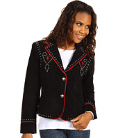 Scully - Ladies Stella Suede Jacket with Studs