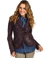 Scully - Ladies Estelle String Fringe Premium Soft Lamb Jacket