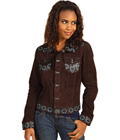 Scully - Ladies Loretta Jacket Butter Soft Suede Jacket