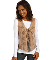 Scully - Ladies Lazer Cut Vest