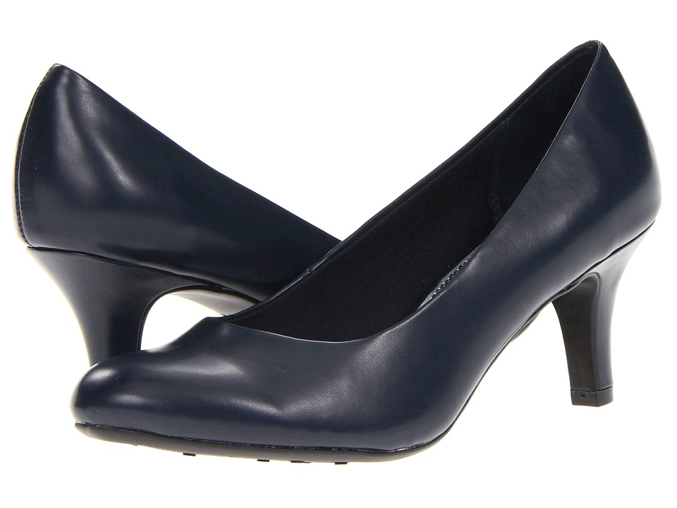 LifeStride Parigi (Cruise Navy Kid) High Heels