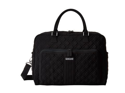 Vera Bradley Luggage Weekender - Black