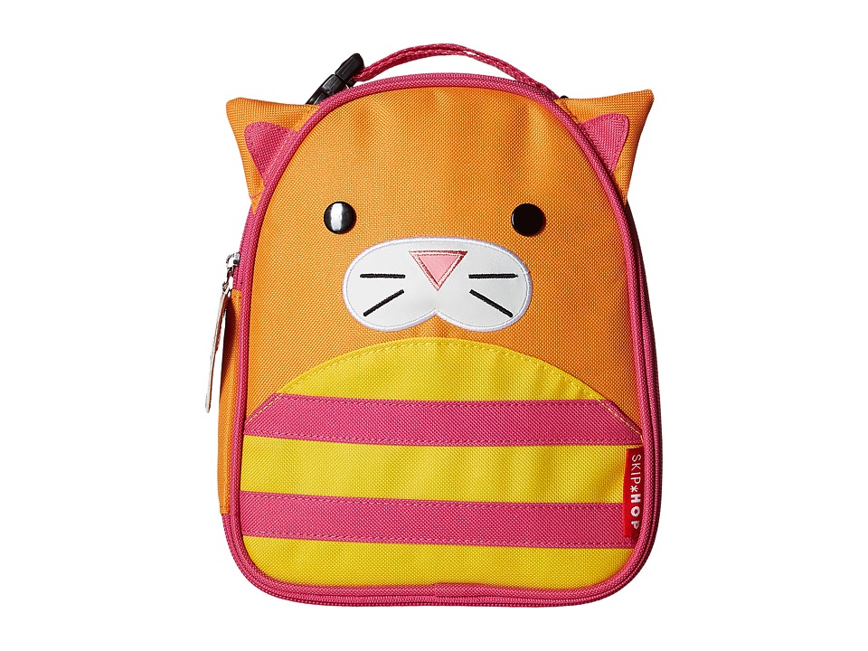 Skip Hop - Zoo Lunchies Insulated Lunch Bag (Cat) Handbags