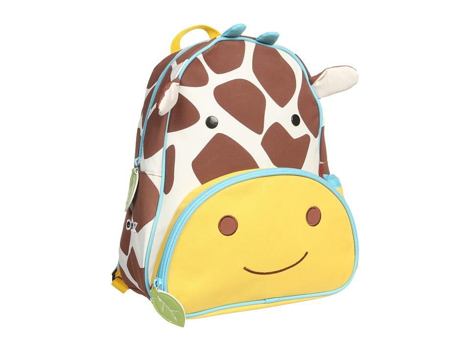Skip Hop Zoo Pack Backpack (Jules Giraffe) Backpack Bags