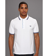 Fred Perry - Paisley Trim Polo