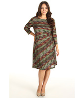 Tahari by ASL Plus - Plus Size Brandon Dress