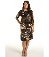 Tahari by ASL Plus - Plus Size Shawnlee Dress