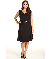 Tahari by ASL Plus - Plus Size Edmond Dress